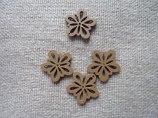 famedál:barna virág
