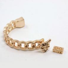 félköríves kapcsoló leopárdfej rose gold