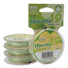 flex-rite 0,6 mm világos olivin 1 m