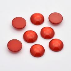 piros akril kaboshon 25 mm