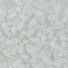 miyuki half tila telt fehér kb. 2,5 g