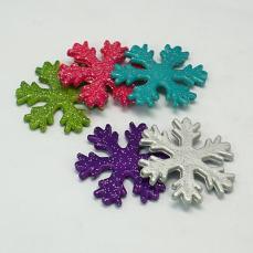 karácsonyi hópehely mix 5 db