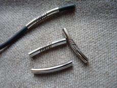 kaucsuk szálhoz vésett cső köztes 4 mm 4 db