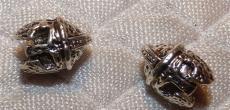 antik ezüst spártai sisak köztes 1 db másodosztályú