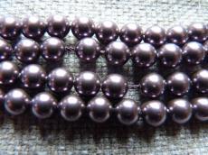 kristály tekla 6 mm: burgundy