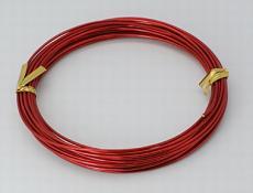 2,0 alumínium drót piros 6 m