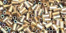Toho rövid szalma arany közepű irizáló kristály 10 gr