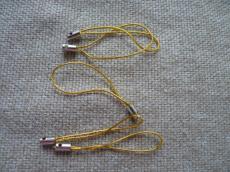 mobildísz függõ arany 5 db