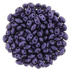 miniduo gyöngy: metallic suede purple 5 g