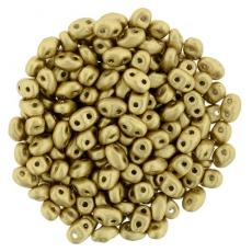 miniduo gyöngy: matt metál arany 5 g