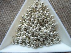 miyuki drops galvanizált ezüst 10 gr