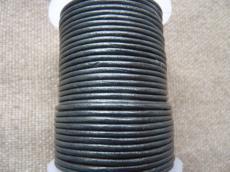 metál sötétbarnás szürke gömbölyített bõrszál