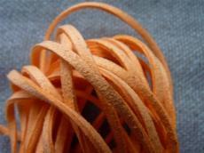 narancs műbőrszál 1 m másodosztályú