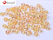 O-bead: crystal yellow rainbow 2,5 g