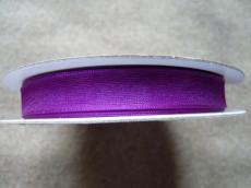10 mm lilás-fukszia organza szalag 2 m