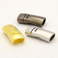 mágneses/k kapcsoló bőrhöz 10 x 4,5 mm platinum