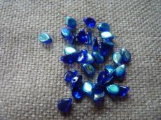 Pip gyöngy: cobalt AB 20 db