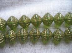 donut olivin-arany 10 db