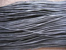 viaszos szál: fekete 5 m