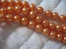 6 mm tekla: sötét narancs 40 db