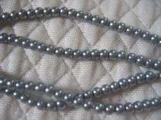4 mm tekla: ezüstszürke 60 db