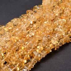 citrinként ismert hevített ametiszt splitter