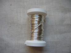 0,6-os ezüstözött kemény réz drót