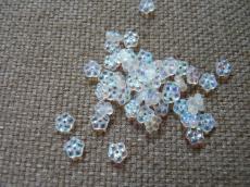 Nefelejcs: kristály AB 30 db