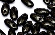 rizo gyöngy: telt fekete 5 g