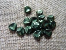 rose petal metallic green 20 db