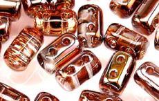 rulla gyöngy: rosaline capri gold 10 g