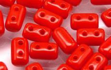 rulla gyöngy: telt piros 10 g