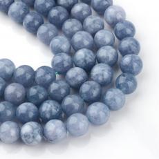 festett kék kvarc 10 mm szál