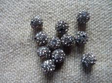 shamballa gyöngy black diamond