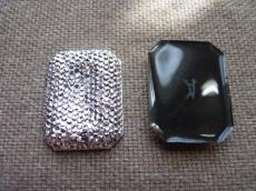 akril ragasztható tégla ezüst