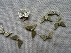 antik réz színű kicsi