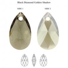 6106 csepp black diamond-golden shadow