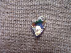 sw6261 szív függő Crystal AB