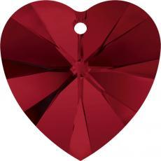 10 mm szív függő siam