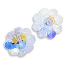 sw virág crystal AB 6 mm