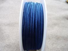 sujtás zsinór kék 1 m