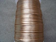 2 mm tejeskávé selyemzsinór 1 m