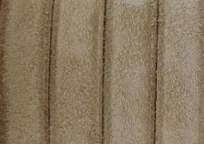 velúrbőr karkötő alap bézs 1 cm