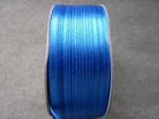 kék szatén szalag 3 mm 2 m