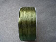 oliva szatén szalag 3 mm 2 m