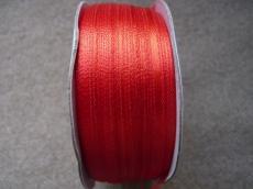 piros szatén szalag 3 mm 2 m