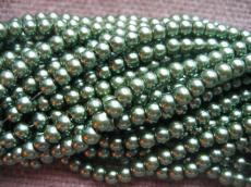 10 mm tekla: sötétzöld 10 db