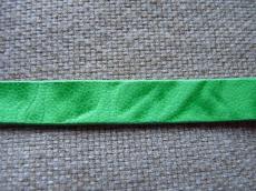 márványozott bőr karkötő alap zöld 1 cm