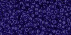 Toho 11/0 áttetsző kobaltkék 10 g (8)