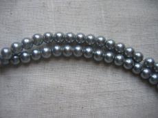 6 mm tekla: ezüstszürke 40 db